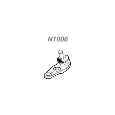 Pivô de Suspensão - N 1006