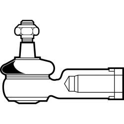 Tie Rod End Outer - N 1076