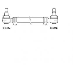 Barra de Ligação - N 5241