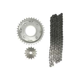 Crown Pinion Chain kit - TM10105
