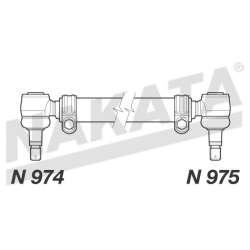 Barra de Ligação - N 8657
