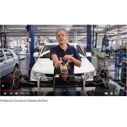 Problemas comuns no sistema de freio