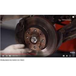Problemas no ruído do freio