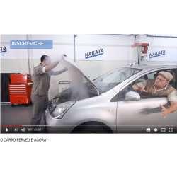 O carro ferveu e agora?