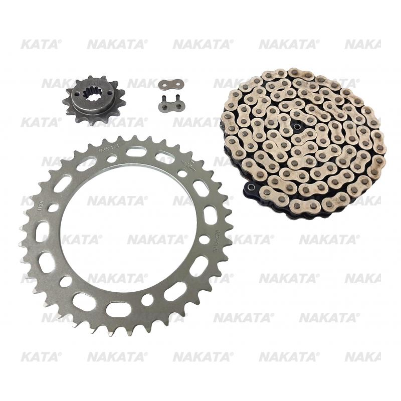 Kit Coroa Pinhão e Corrente Motocicleta - TM10150R